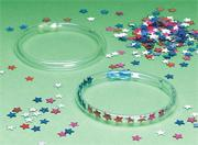 Fillable Patriotic Bracelets Craft Kit (makes 12)