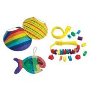 Summer Fun Trio Craft Kit (makes 72)