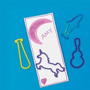 Goofy Band Bookmarks Craft Kit (makes 12)