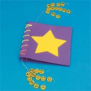 Smiley Face Bookmark Craft Kit (makes 12)