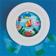 Sealife Aquarium Craft Kit (makes 12)