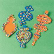 Holiday Ornaments Craft Kit (makes 12)