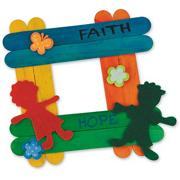 Faith and Hope Frame Craft Kit (makes 18)