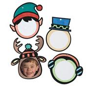 Holiday Velvet Frame Craft Kit (makes 48)