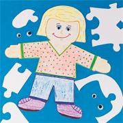 Puzzle-Me Craft Kit (makes 12)