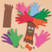 Tree of Hands Craft Kit (makes 12)
