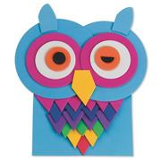 Winking Owl Craft Kit (makes 12)