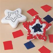 Star Paper Art Craft Kit (makes 24)