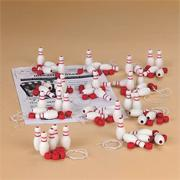 Bowling Pin Bracelet Craft Kit (makes 12)