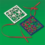 Stars Wood Coaster Craft Kit (makes 48)