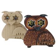 Paper Owl Art Craft Kit (makes 12)