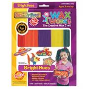 Wax Works Creative Wax Craft Bright Hues  (pack of 50)