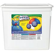 Crayola� Model Magic� Modeling Compound 2-lbs. - 4 Colors