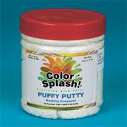Color Splash!� Puffy Putty 20oz. White