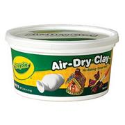 Crayola� Air-Dry Clay, 2.5-lb bucket