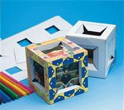 3-D Cube Frame  (pack of 24)