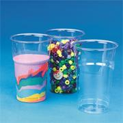 Plastic Cups  (pack of 25)
