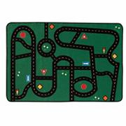 Go Go Driving Kids Value Rug
