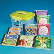 CD Set for Infants and Toddlers (set of 8)