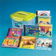 CD Set for Four Year Olds (set of 8)