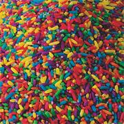 Colored Rice 1lb. Bag