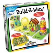 Build-A-Word Card Game
