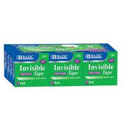 "Invisible Tape Refill Rolls 3/4"" x 1000"" (pack of 12)"