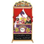 Melissa &amp; Doug Deluxe Puppet Theater