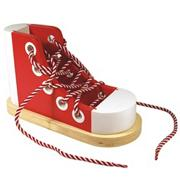 Melissa &amp; Doug Lacing Sneaker