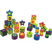Melissa & Doug� Lacing Beads in a Box