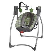 Infant Swing with Music and Timer