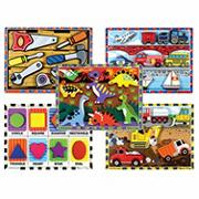 Chunky Puzzles, Set 2 (set of 5)