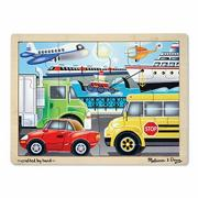 Vehicles Jigsaw Puzzle
