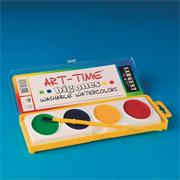 Sargent ArtArt Time Big Ones Washable Watercolor Paint Set
