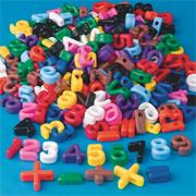 "Roylco� Math Beads 7/8"" (pack of 264)"