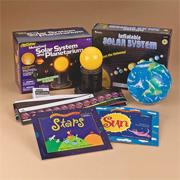 Sun, Moon and Stars Science Kit (kit of 6)