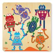6-Piece Puzzle Surprise Pictures � Robot