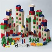 Haba� Little Amsterdam Building Blocks
