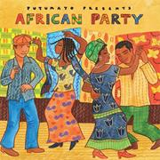 Putumayo African Party CD