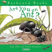 Are You An Ant? Book