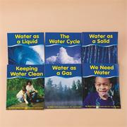 Water Books (set of 6)