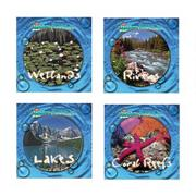 Water Habitats Books (set of 4)
