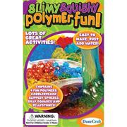 Slimy Squishy Polymer Fun