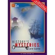 History&#039;s Mysteries Card Game