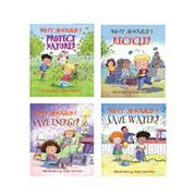 Why Should I Books (set of 4)