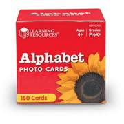 Alphabet Photo Cards (set of 150)