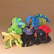 Insect Glove Puppet (set of 5)