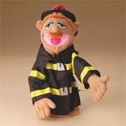 Melissa and Doug� Firefighter Puppet