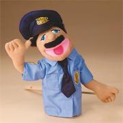 Melissa and Doug� Police Officer Puppet