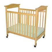 Biltmore Compact Fixed Side Crib
